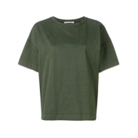 Acne Studios Camiseta Stellie - Green