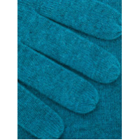 Allude Knit Gloves - Azul