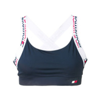 Tommy Hilfiger Sport Crop Top - Azul
