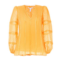 Rachel Gilbert Blusa 'ollie' - Amarelo