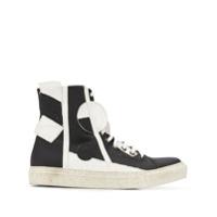 Rombaut Object Cubic Hi-Top Sneakers - Preto