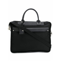 Felisi Top Handle Briefcase Tote - Preto