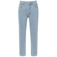 Casasola Calça Boyfriend 'tropicalia' Jeans - Azul