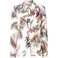 Givenchy Camisa Alfaiataria - Branco