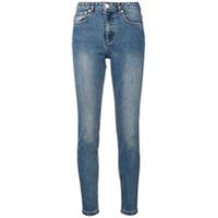 A.p.c. Calça Jeans Skinny - Azul