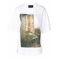 Simone Rocha Camiseta Com Estampa - Branco