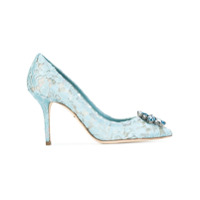 Dolce & Gabbana Scarpin Modelo 'bellucci' - Azul