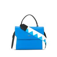 Tosca Blu Bolsa Tiracolo Com Recorte - Azul