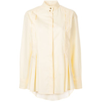 Maggie Marilyn Camisa The Little Things - Amarelo