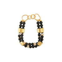 Lizzie Fortunato Jewels Colar Reflection Com Contas - Preto