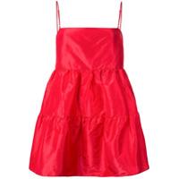 Cynthia Rowley Vestido Scarlet - Vermelho