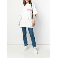 Colmar Oversized T-Shirt - Branco