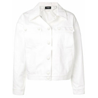 Kwaidan Editions Casual Jacket - Branco
