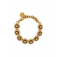 Versace Medusa Head Bracelet - Dourado
