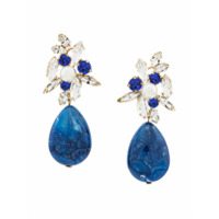Shourouk Par De Brincos Statement - Azul