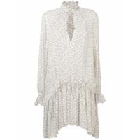 Magali Pascal Louise Shirt Dress - Branco