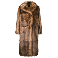 Kwaidan Editions Faux Fur Jacket - Marrom