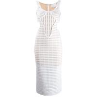 Genny Vestido Estruturado - Branco