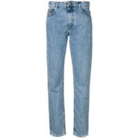 Diesel Calça Jeans Loose Fit - Azul