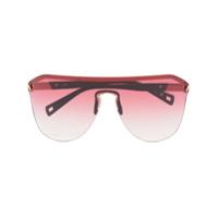 Westward Leaning Óculos De Sol 'vibe 01' - Vermelho