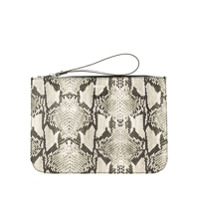 Schutz Clutch Animal Print - Estampado