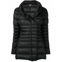Colmar Fitted Puffer Jacket - Preto