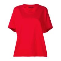 Wendy Jim Camiseta Loose Fit - Vermelho