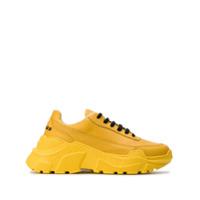 Joshua Sanders Platform Sneakers - Amarelo