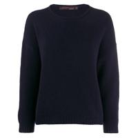 Incentive! Cashmere Suéter Amplo - Azul