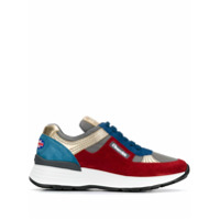 Church's Ch873 Lace-Up Sneakers - Azul