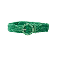 Chin Mens Cinto Com Padronagem - Green