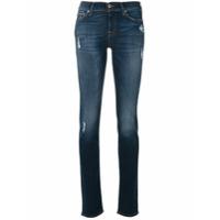 7 For All Mankind Calça Jeans 'roxanne' - Azul