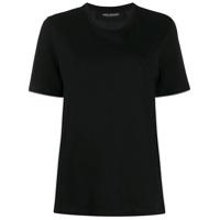 Neil Barrett Camiseta Lisa - Preto