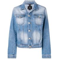 Ps Paul Smith Jaqueta Jeans - Azul