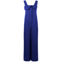 Pierantoniogaspari Loose-Fit Jumpsuit - Azul