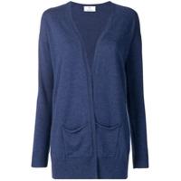 Allude Cashmere Cardigan - Azul