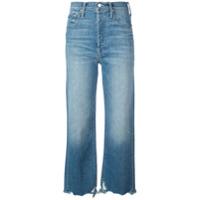 Mother Calça Jeans The Rambler Ankle Chew - Azul