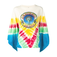R13 Blusa Tie-Dye Grateful Dead - Neutro