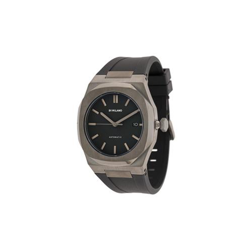 D1 Milano P701 41.5 mm watch - Preto