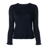 A.p.c. Suéter Canelado - Azul