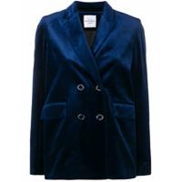 Roseanna Blazer Com Abotoamento Duplo - Azul