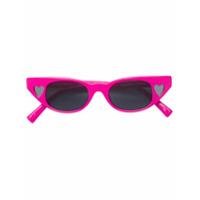 Le Specs Óculos De Sol De Gatinho - Roxo