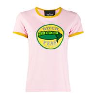 Marc Jacobs Camiseta Com Estampa Peas - Rosa