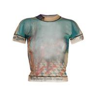 Ottolinger The New York Times T-Shirt - Azul