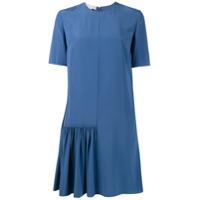 Stella Mccartney Vestido De Seda - Azul