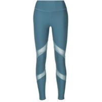 Nimble Activewear Calça Legging 'moto' - Azul
