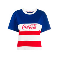 Tommy Jeans Camiseta Tommy X Coca Cola - Azul
