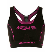 Misbhv Active Future Crop Top - Preto