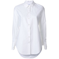 Equipment Camisa Mangas Longas - Branco