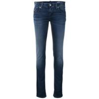 Diesel Calça Jeans Skinny - Azul